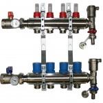 2 Port Underfloor Heating Manifold – Rifeng