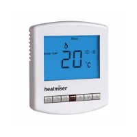 Heatmiser PRT Digital Thermostat – Slimline