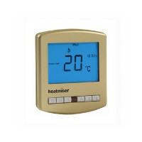 Heatmiser Network Programmable Room Thermostat – Slimline-N