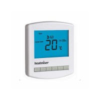 Wireless Programmable Room Thermostat – Slimeline-RF