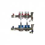 4 Port Underfloor Heating Manifold – Rifeng