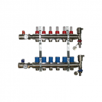 6 Port Underfloor Heating Manifold – Rifeng
