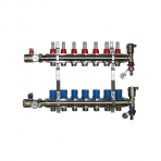7 Port Underfloor Heating Manifold – Rifeng