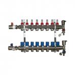 8 Port Underfloor Heating Manifold – Rifeng