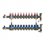 11 Port Underfloor Heating Manifold – Rifeng