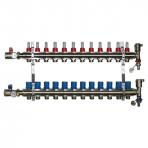 12 Port Underfloor Heating Manifold – Rifeng