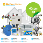 HotFloors 40sqm Kit