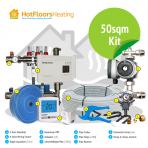 HotFloors 50sqm Kit
