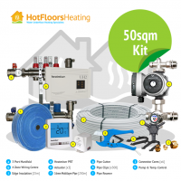 HotFloors 50sqm Kit