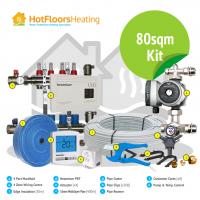 HotFloors 80sqm Kit