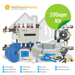 HotFloors 100sqm Kit