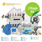 HotFloors 120sqm Kit