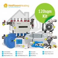 HotFloors 120sqm Kit