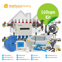 HotFloors 160sqm Kit