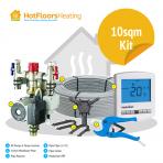 HotFloors 10sqm Kit