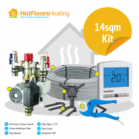 HotFloors 14sqm Kit