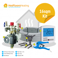 HotFloors 16sqm Kit